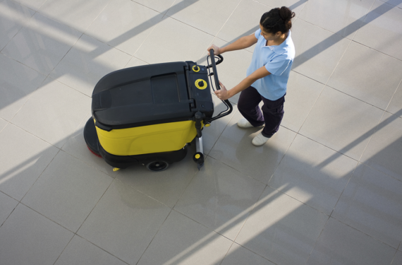 Creating a Floor Maintenance Program for Your Facility