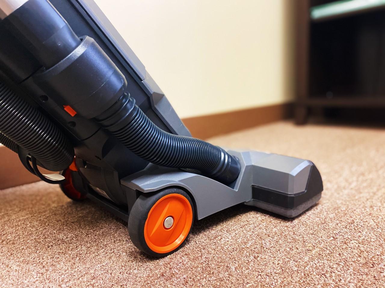 Vacuuming Pt. 2